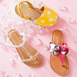 Summer Steps: Girls' Sandals
