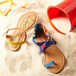 Fashion Afoot: Girls' Sandals