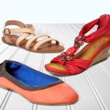 Endless Summer: Women's Shoes