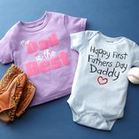 Daddy Pride: Kids' Apparel