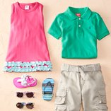 Summer Finds: Kids' Apparel From $6.99