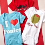 Funny Face: Infant Apparel