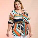 Christine V: Plus-Size