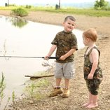 Get Outdoors: Boys' Camping Apparel