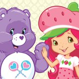 Care Bears & Strawberry Shortcake