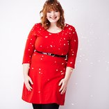 Dress for the Holiday: Plus-Size Apparel