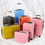 Winter Vacation: Luggage