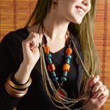 Global Inspirations: Jewelry & Scarves