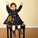 Corduroy Cuties: Girls' Apparel