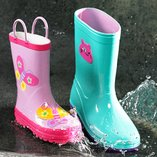 Splash Away: Kids' Rain Boots