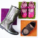 Love for Leather: Kids' Shoes