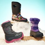 Snow Boots: Women's & Kids