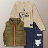 Retro Cool: Boys' Layers