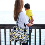 Practical & Stylish: Diaper Bags