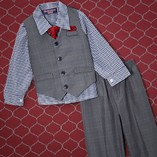 Dressed-Up Gents: Sets