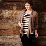 Layers to Love: Plus-Size Apparel
