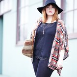 Boho Chic: Plus-Size Apparel