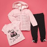 Pretty in Pink: Girls' Apparel