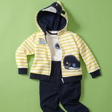 Play by Play: Infant Apparel