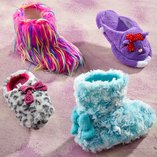 Slip Into Warmth: Kids' Slippers