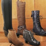 Boot Weather: Women