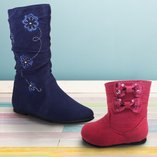 Happy Feet: Girls' Boots