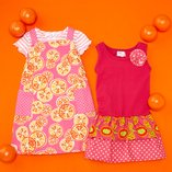 Vibrant Girls: Dresses From $9.99