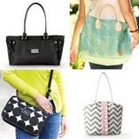 Luxe Diaper Bags Collection