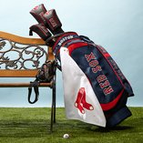 On the Green: MLB Golf Bags & Gear