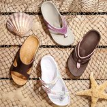 Treat Your Feet: Comfortable Sandals