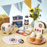 For MLB Fans: Baby Shower Gifts