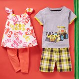 All Set for Fun: Kids' Apparel