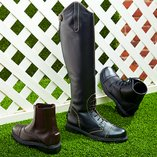 Equestrian Style: Boots for the Family