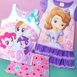 Character Pajamas Collection