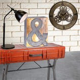 Industrial Interiors: Home Décor