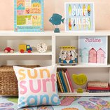 The Beach Life: Kids' Décor
