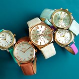 Perfect in Pastel: Women's Watches