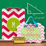 Personalized Teacher Gifts Collection