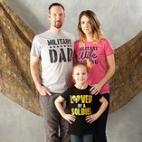 Military Family: Proud Prints