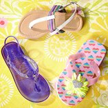 Sunshine Ready: Trendy Sandals