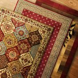 Transform the Room: Colorful Rugs