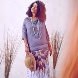 The Boho Look: Plus-Size Apparel