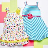 Fresh Frocks: Girls' Dresses