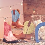 Western Barn Party: Boots for the Family