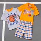 Ready, Set, Play: Boys' Sets