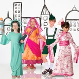Around the World: Kids' Dress-Up