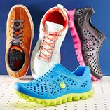 On & K-Swiss Athletic Shoes
