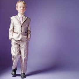 Suited Up: Boys' Apparel