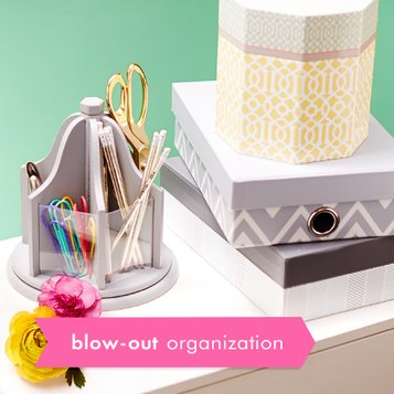Blow-Out: Organization