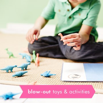 Blow-Out: Toys & Books
